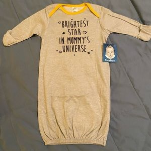 Gerber Pajamas - Baby Boys' 4-pack gown NWT